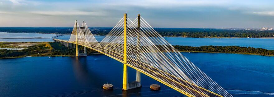 architecture bay beach bridge